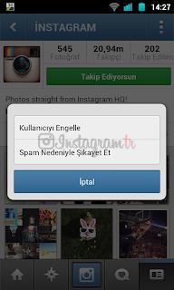 Instagram Takipçi Silme