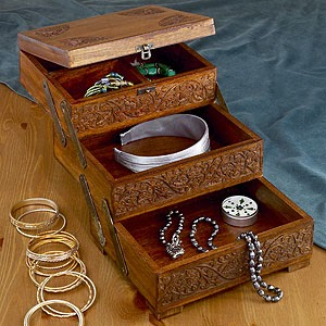 Latest jewellery boxes