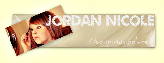 Jordan Nicole's Blog