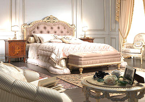Classical style bedroom furniture