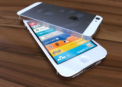 What could be the iPhone 5