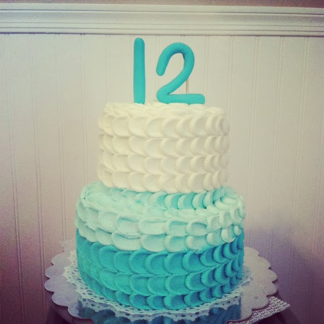 Ollie Lane Candy Land Cake And 12th Birthday Cake