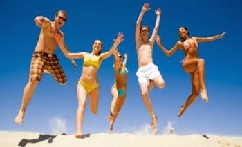 Βγείτε fit στην παραλία τρώγοντας...