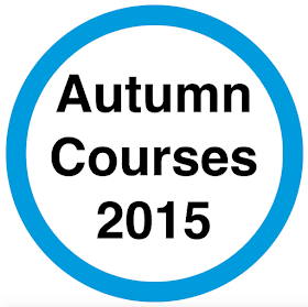 Autumn Term Courses