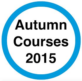 Autumn Term Courses
