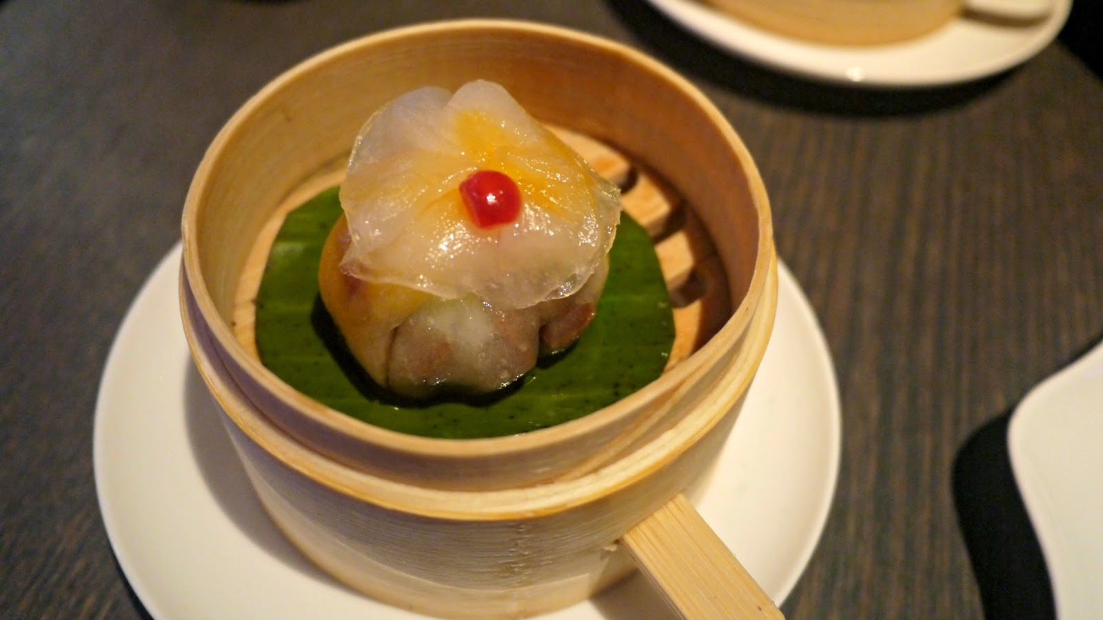 yauatcha 10th anniversary secret menu dim sum