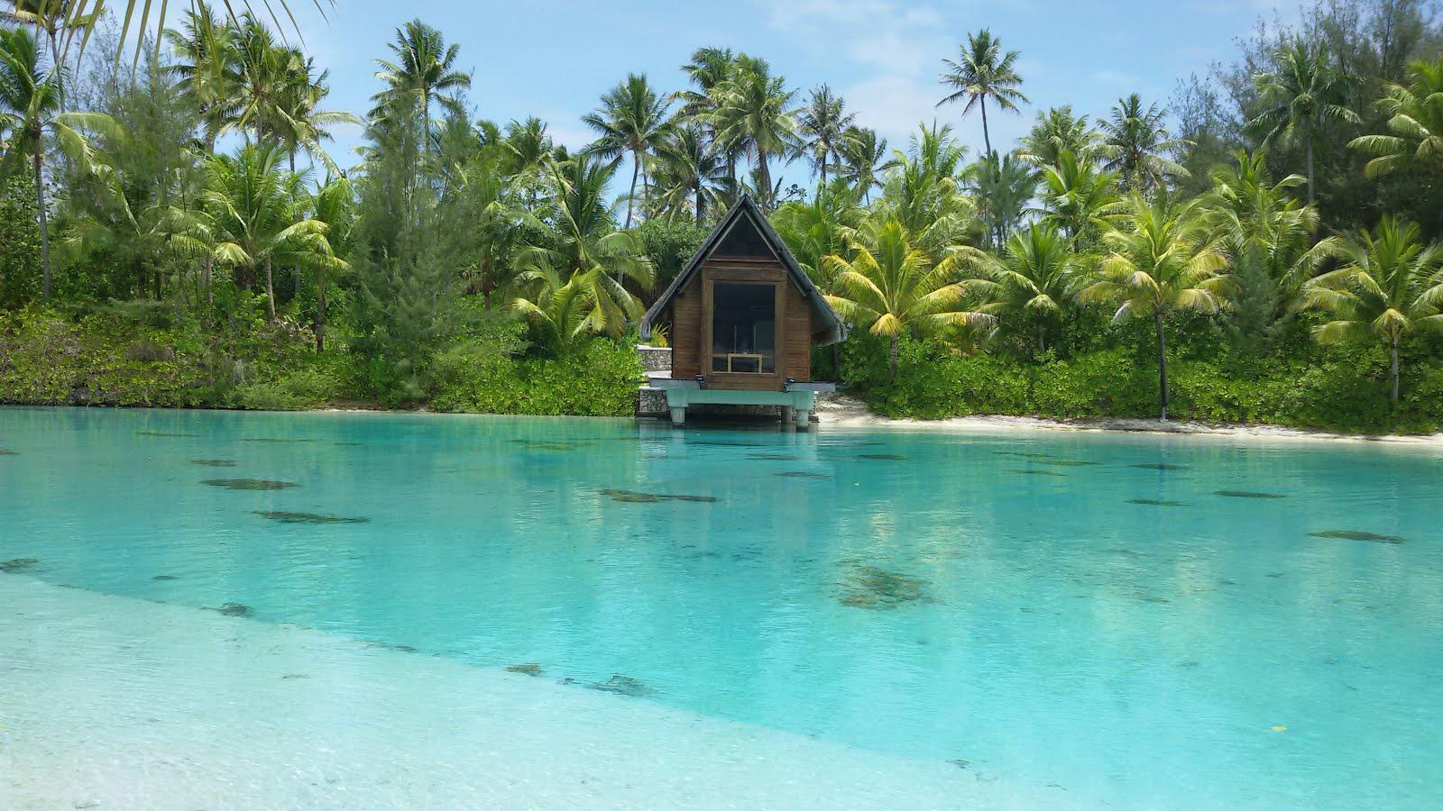 O meu azul Polinesiano