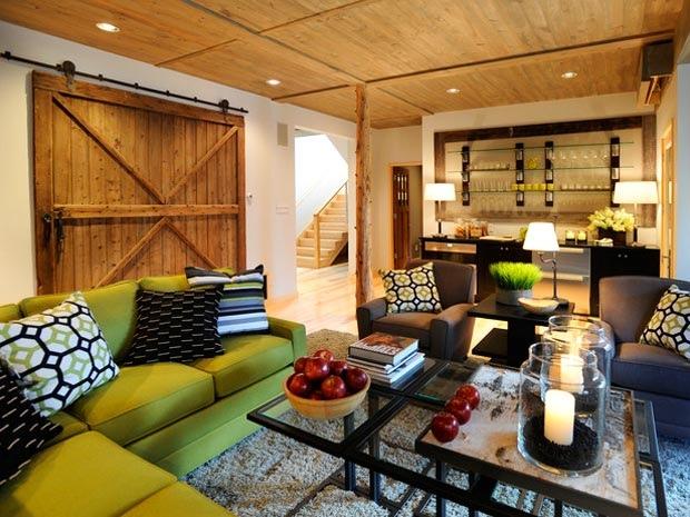 Interior design 2014 best basement remodeling ideas - Basement living room ...