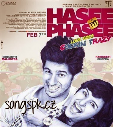 Hasee Toh Phasee (2014) Songs Pk Mp3