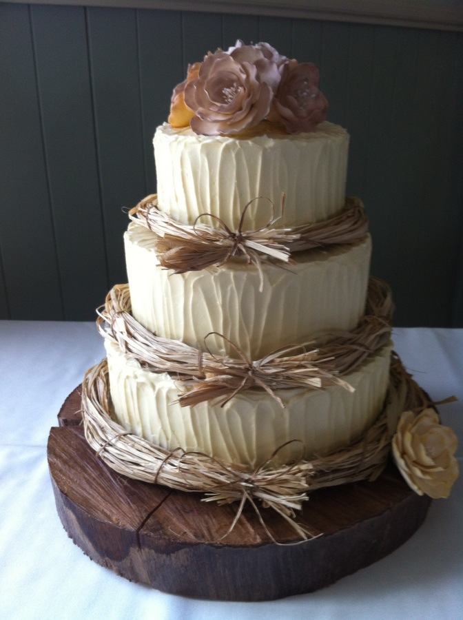 stunning rustic wedding cake ideas wedding cakes
