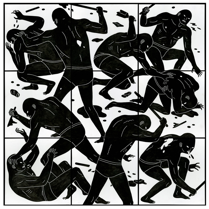 ©Cleon Peterson - Ilustración | Illustration