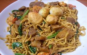 Resep Masakan Mie Goreng Khas Jawa