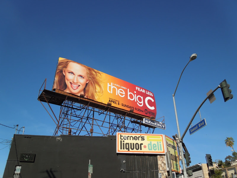 The Big C season 3 billboard