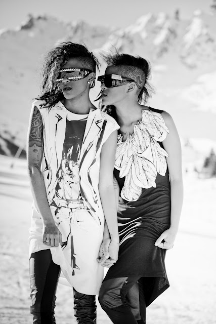 Coco and Breezy Custom Designer Sunglasses