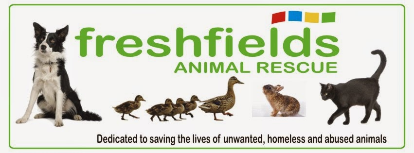 Freshfields Animal Rescue Logo