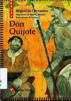 """LEEMOS """"Don Quijote de la Mancha"""""""
