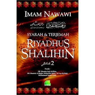 Jual Buku Online Surabaya - Riyadhus Shalihin Jilid 2