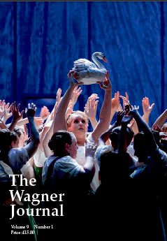 opera and drama essay richard wagner Conviction and doubt lie at the heart of wagner's lohengrin ('lohengrin suchte   since elsa makes the dramatic vortex of the opera, this essay concentrates on .