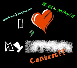 I Love My _______  Contest!!!