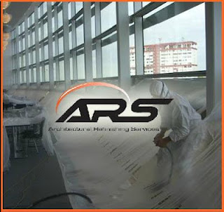 Industrial Spray Painting - ARS Ltd