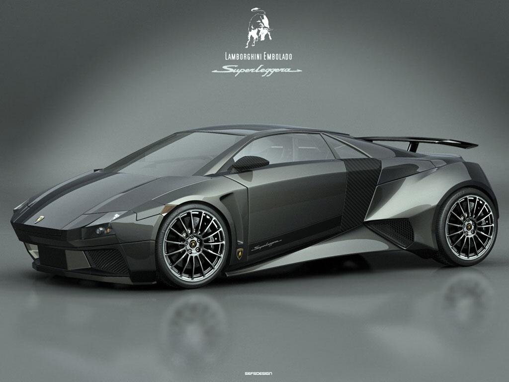 Fast Car: La... Lamborghini Perdigon Kaiwan Hasani