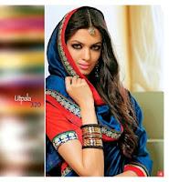 Designer Rajasthani Saree Designs