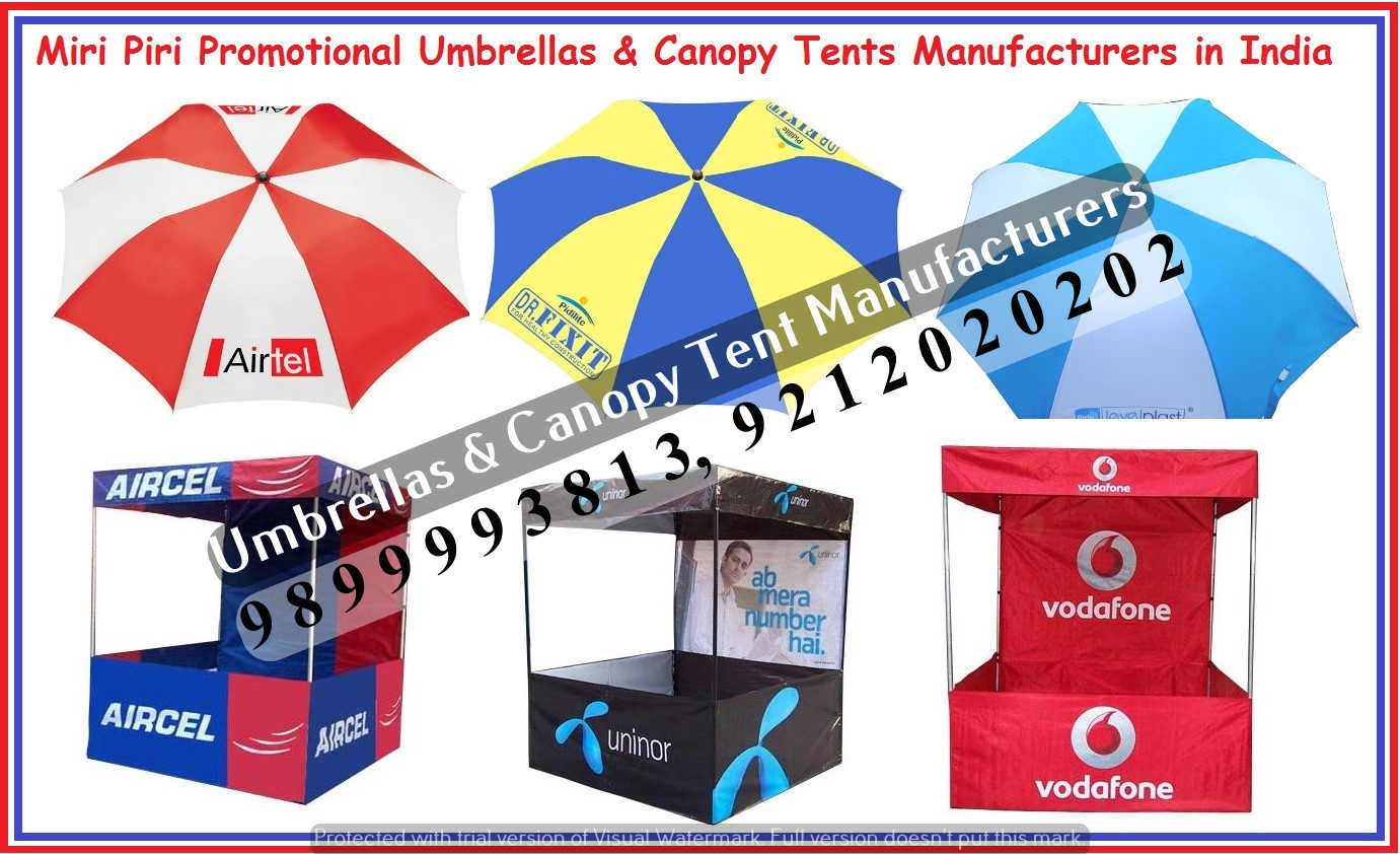 Promotional Canopy Manufacturers in Delhi, Supply All Over India