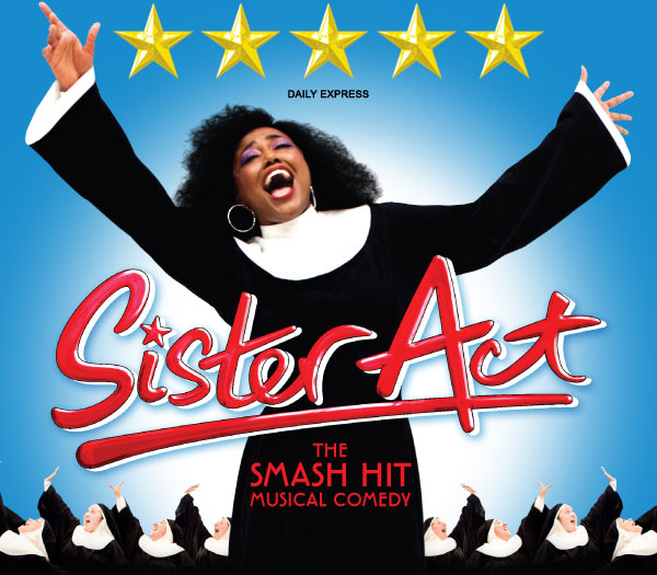 Sister Act Broadway Sister Act The Musical