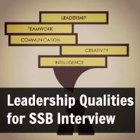 How to Cultivate Qualities of Leadership for SSB Interview