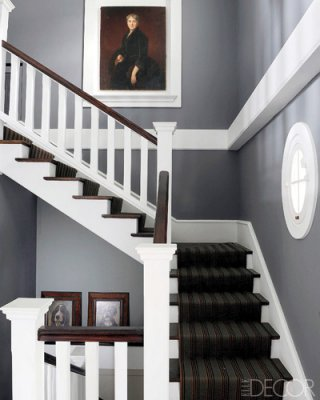 Dulux Paint For Banister