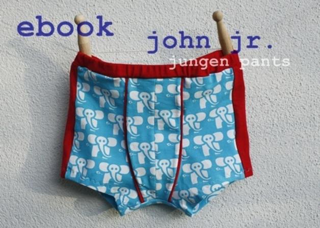 john jr.