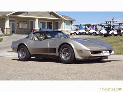 1982 Corvette Collector Edition at Purifoy Chevrolet
