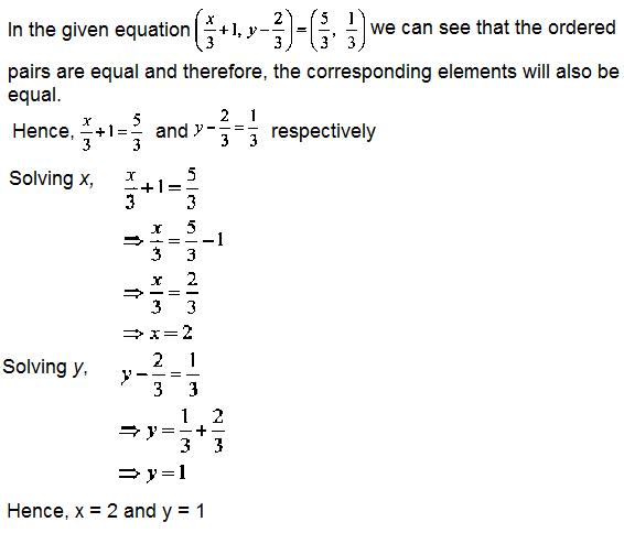 Class 11 Ncert Math Solutions Ex 2.1