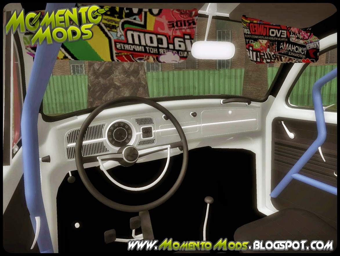 GTA SA - Volkswagen Beetle Low Style