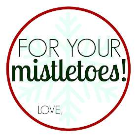 Comprehensive image inside for your mistletoes printable
