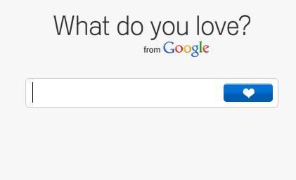 Resultado de imagen para herramienta de google what do you love PNG