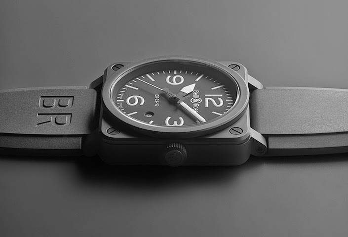 Bell And Ross Br03 Ceramic