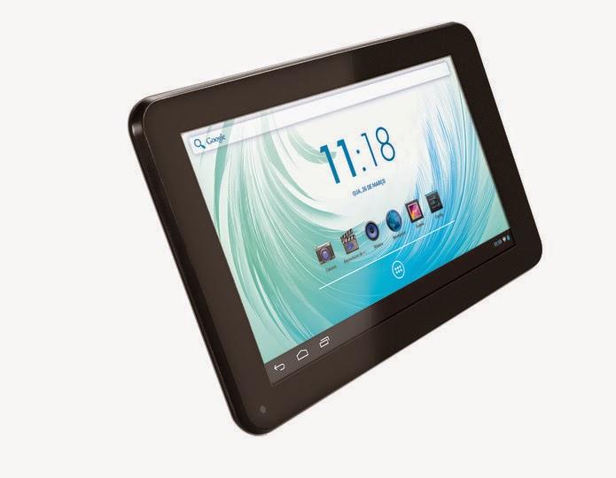 TecToy lança tablet de 7 polegadas