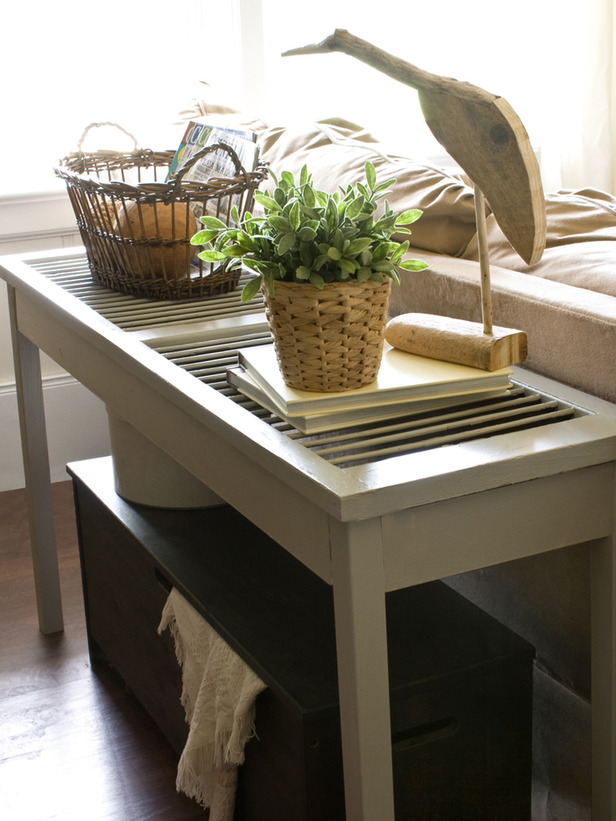 dishfunctional designs upcycled new ways with old window shutters