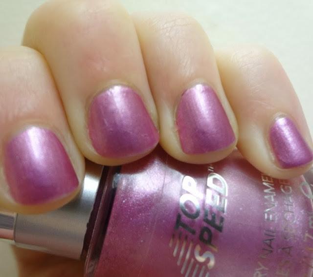 Revlon Orchid nail polish