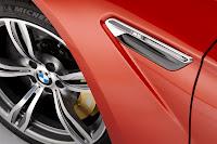 new 2012 BMW M6 Coupé F12 badge emblem logo original picture