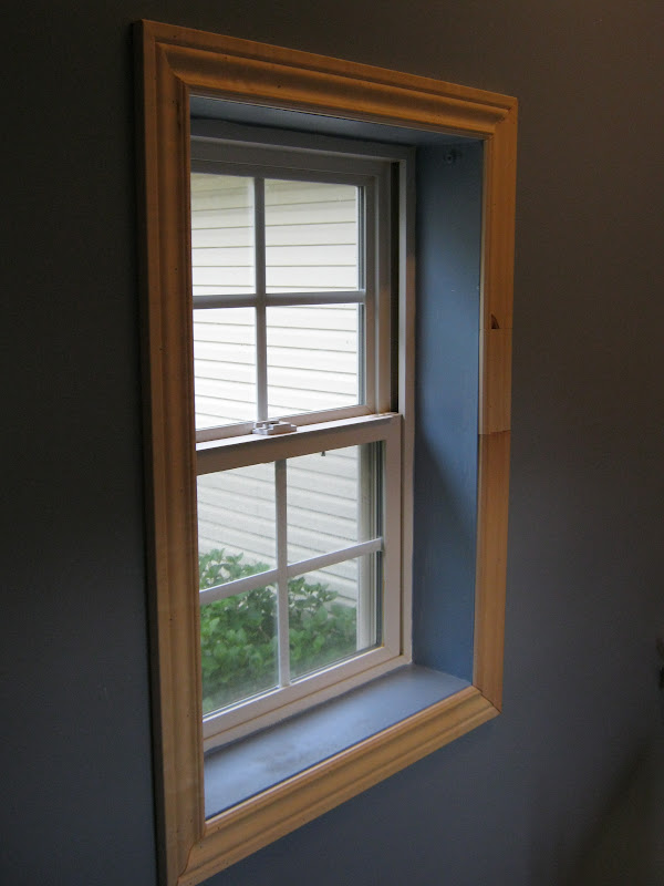 Interior window sill trim ideas - The Rest Of The Windows In Our House Have A Nice Deep Window Sill I