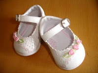 Baby girl shoes. Stock Photo credit: aguima