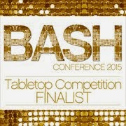 I'm one of 20 finalists