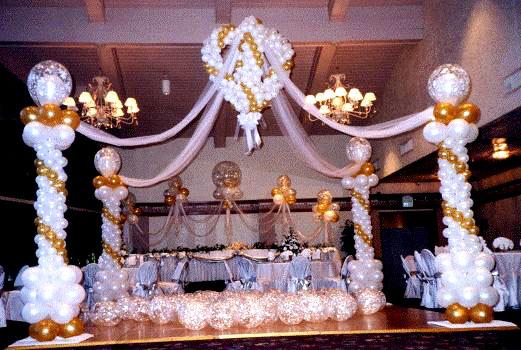 Globos Foro Organizar una boda bodascommx