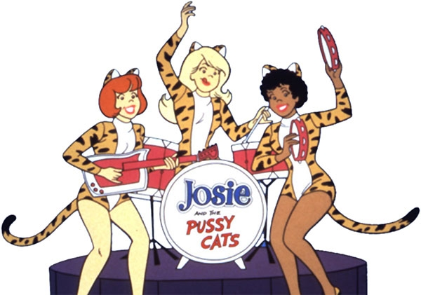 josie and the pussy ought
