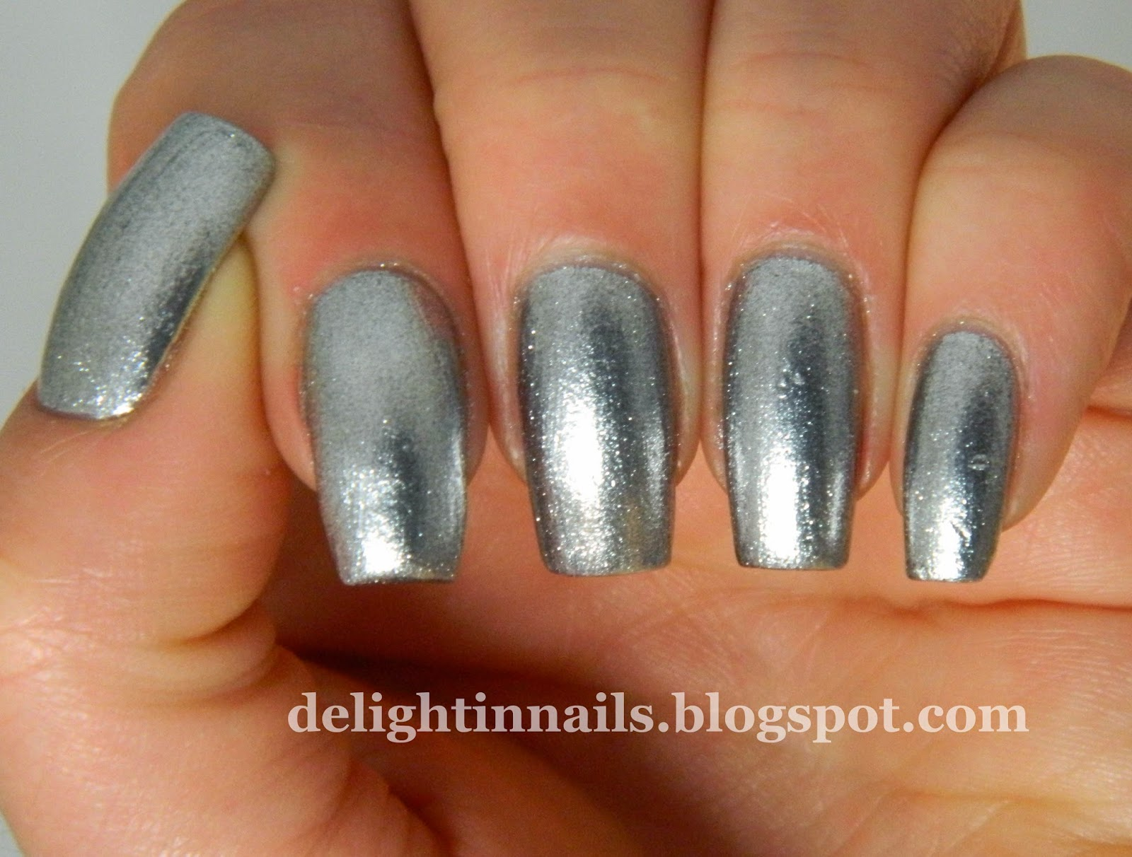 Delight In Nails: October 2014