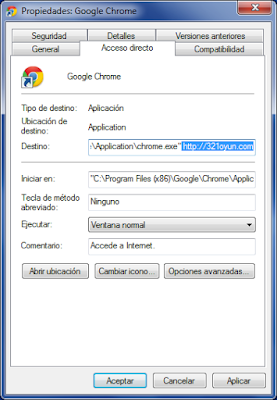 Malicious shortcut 321oyun.com