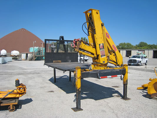 Missouri DOT Swap Loader Attachment