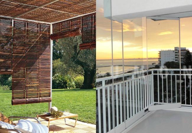 Cristaleras para terrazas ventanas y cristalera en un - Cristaleras para terrazas ...